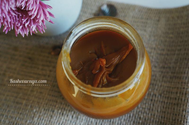 соленая карамель рецепт приготовления