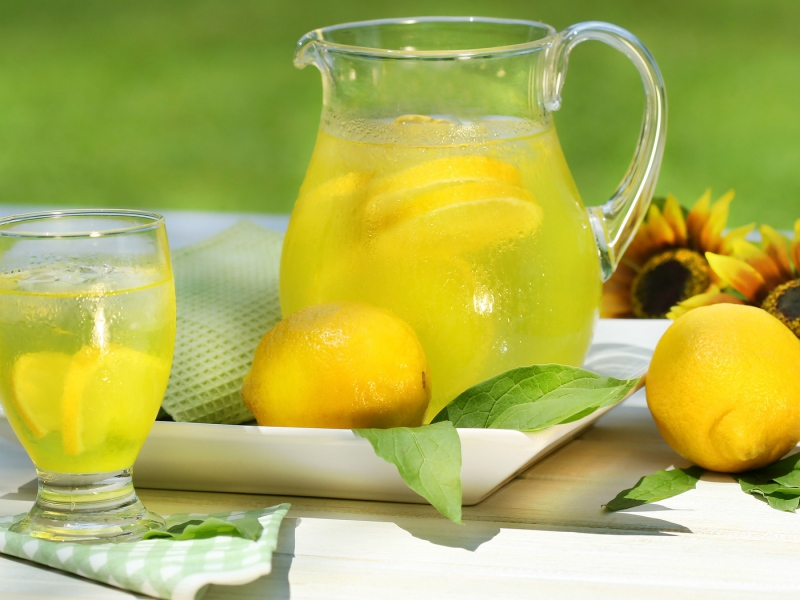 Как сделать лимонад в домашних условиях рецепт 704