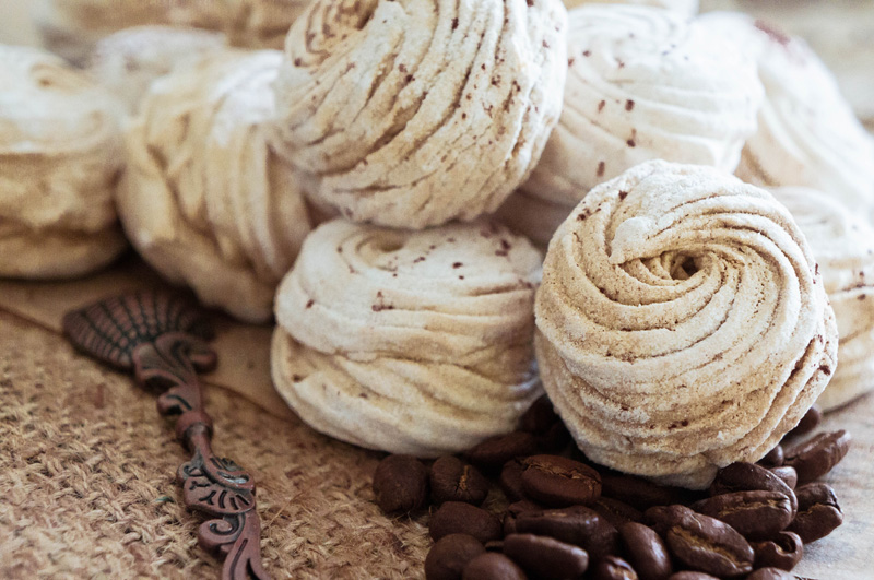шоколадный зефир рецепт
