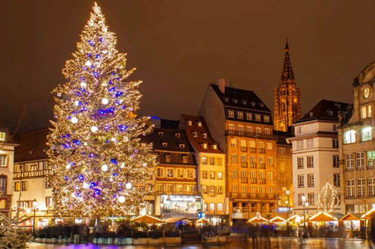 Лучшие рождественские ярмарки: 12 городов для вдохновления