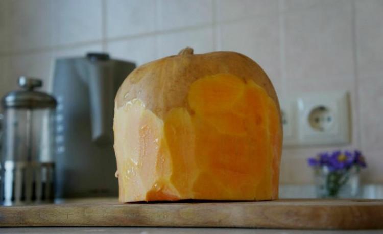 Тыквенно-яблочный джем с розмарином без загустителей