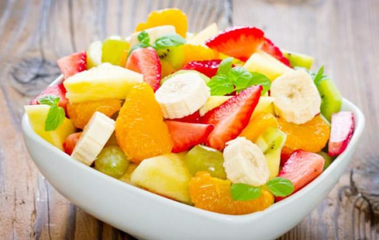 6 идей фруктового салата