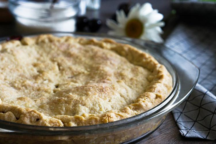 Песочное тесто для пирога