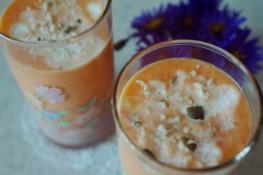 Морковный смузи в блендере рецепт
