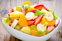 Простые рецепты фруктового салата