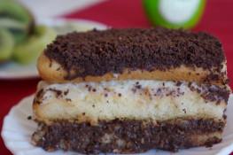 Торт без выпечки в домашних условиях простой рецепт