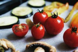 Вкусные овощи гриль в духовке рецепт
