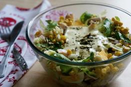 Вкусный и простой рецепт салата на праздник