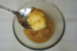 Рецепт приготовления яблочного пюре