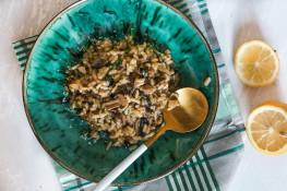 Ризотто рецепт классический с грибами