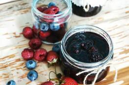 Варенье ассорти из ягод