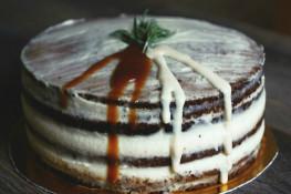 Морковный торт со сметанным кремом рецепт
